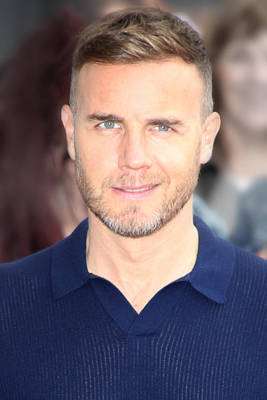Photograph - Gary Barlow 3 by Jez C Self