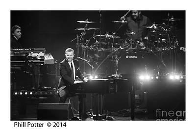 Photograph - Gary Barlow by Jenny Potter