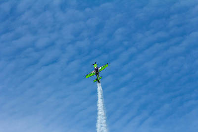 Gary Ward Taking His Mx2 To Great Heights Art Print