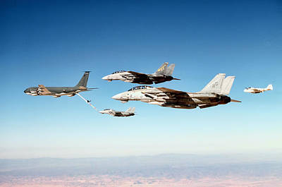 Jets Photograph - Gas Lines by Peter Chilelli