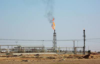 Production Photograph - Gas Production by Bildagentur-online/tschanz-hofmann
