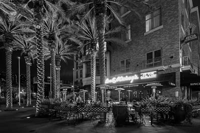 Photograph - Gaslamp Evening by Jeremy Farnsworth