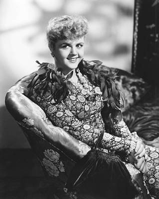 Lansbury Photograph - Gaslight, Angela Lansbury, 1944 by Everett