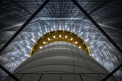 Big Wall Art - Photograph - Gasometer - Big Air Package by Ercan Sahin