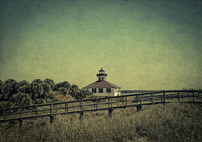 Photograph - Gasparilla Island Lighthouse by Kim Hojnacki