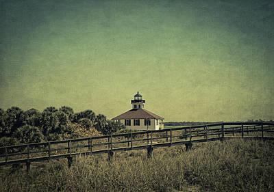 Gasparilla Photograph - Gasparilla Island Lighthouse by Kim Hojnacki
