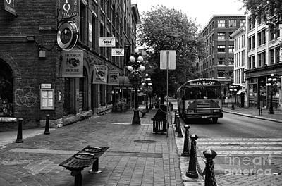 Photograph - Gastown Neighborhood Walk by John Rizzuto