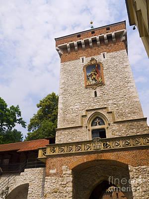 Photograph - Gate Into Krakow by Brenda Kean