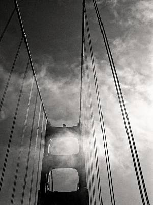 Photograph - Gate by Randal Bruck