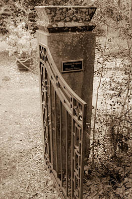 Photograph - Gate To The Past by Shannon Harrington