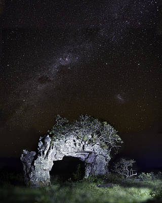 Heavens Gate Photograph - Gate To The Southern Cross by Dirk Ercken