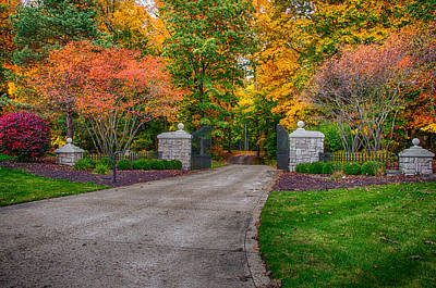 Photograph - Gates Of Splendor by Gene Sherrill