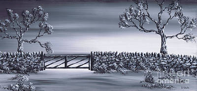 Painting - Gateway 2 by Kenneth Clarke