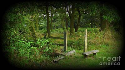 Photograph - Gateway by Kenneth Clarke