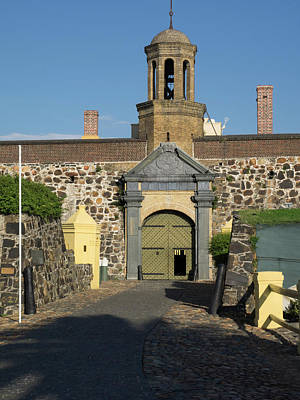 Castle Photograph - Gateway To The Castle Of Good Hope by Panoramic Images