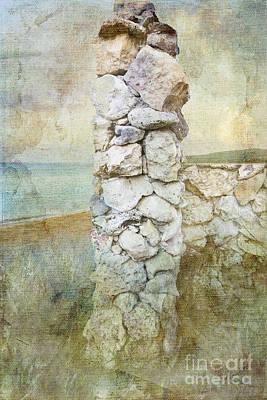 Gateway Digital Art - Gateway To The Sea by Betty LaRue