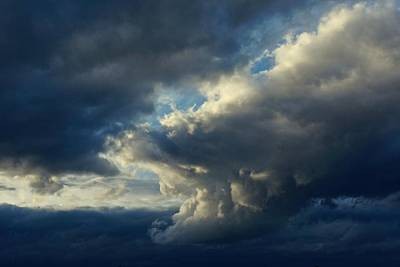 Photograph - Gathering Storm by Patricia Strand