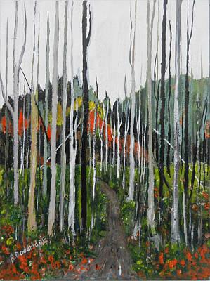 Gatineau Hills Art Print by Rodney Doddridge