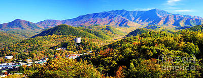 Photograph - Gatlinburg Bypass by Paul Mashburn