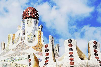 Photograph - Gaudi House by Joelle Icard