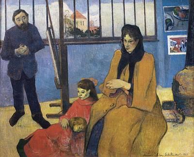Gauguin, Paul 1848-1903. The Art Print