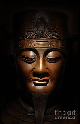 Gautama Buddha - Buddha Art Print