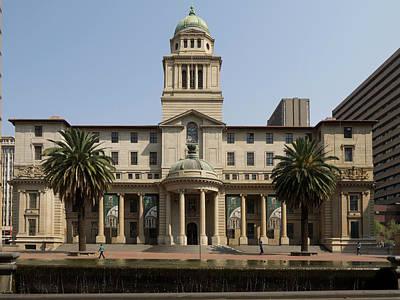 Harrison Photograph - Gauteng Provincial Legislature by Panoramic Images