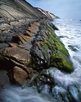 Gaviota Photograph - Gaviota Coastline by Ray Mathis