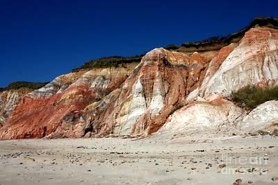 Photograph - Gay Head Cliffs by Carol Groenen