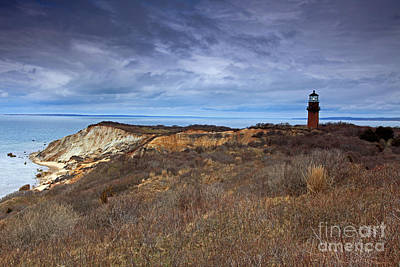 Photograph - Gay Head Light by Butch Lombardi