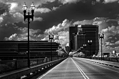 Photograph - Gay Street Bridge - Knoxville by Paul W Faust -  Impressions of Light