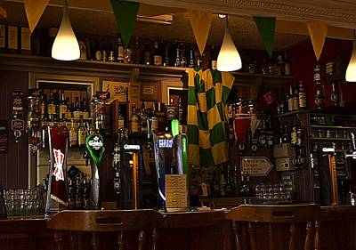 Photograph - Geaney's Bar Dingle by Nadalyn Larsen