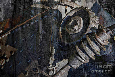 Photograph - Gears by David Arment