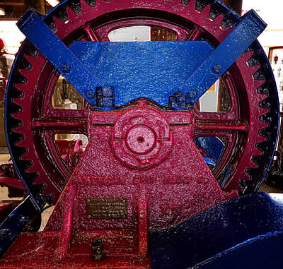 Photograph - Gears Of Change by David Lee Thompson