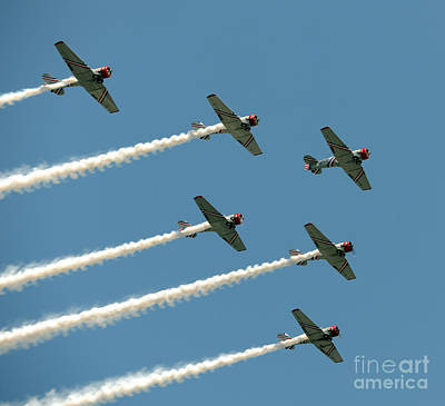 Photograph - Geico Air Planes by Dale Powell