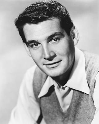 Barry Photograph - Gene Barry by Silver Screen