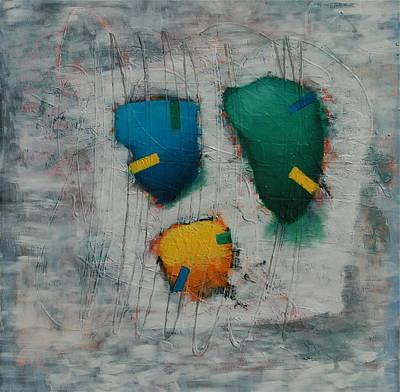 Painting - Gene Pool by Dan Koon