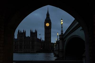 General Photograph - General Election 2015 Week Six by Rob Stothard