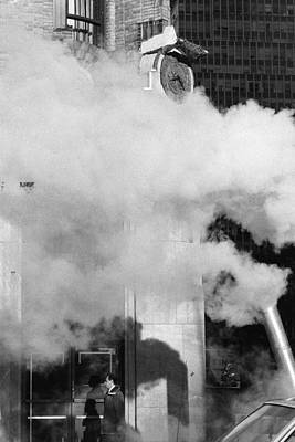 Photograph - General Electric Steam by Dave Beckerman