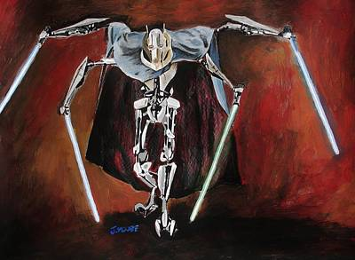 General Grievous Original by Jeremy Moore