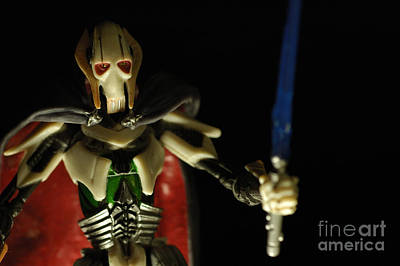 General Grievous Photograph - General Grievous by Micah May