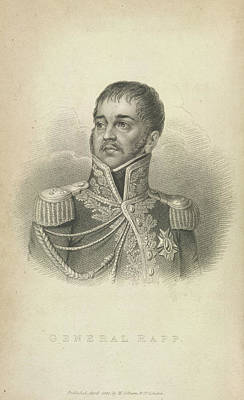 Nobility Photograph - General Rapp by British Library