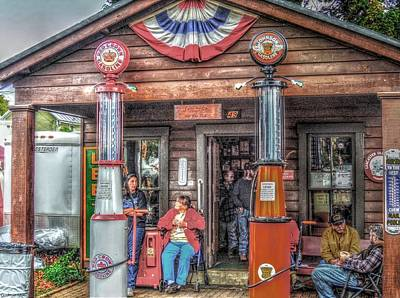 Photograph - General Store by Cathy Jourdan