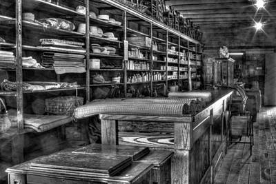 Art Print featuring the photograph General Store by Dawn Currie