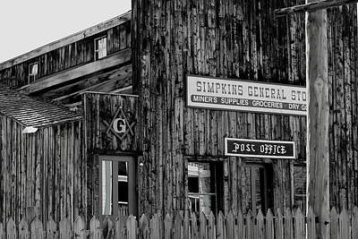 Photograph - General Store by Trent Mallett