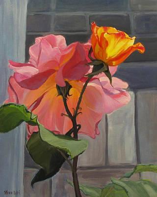 Painting - Generations by Karen Ilari