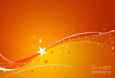 Christmas Photograph - Generic Background D by Carlos Caetano