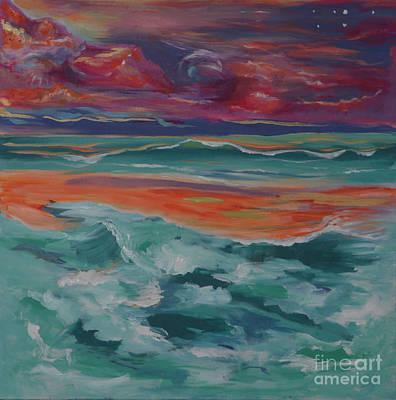 Painting - Genesis II by Sharon Worley