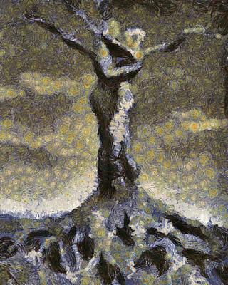 Genesis Art Print by Leapdaybride