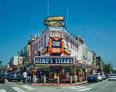 Gino Photograph - Genos by Robert Searles